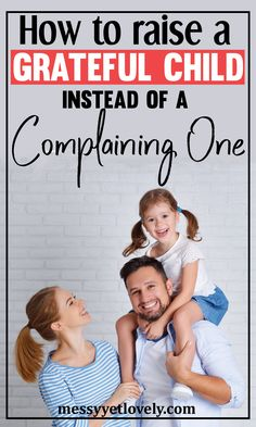 """Do your children complain even after giving them """"everything""""? We may be providing kids with their basic needs, but along with it, teaching gratitude for what they have is also important. Here are 10 ways to raise grateful children. Parenting Toddlers, Kids And Parenting, Parenting Hacks, Autism Parenting, Foster Parenting, Parenting Issues, Parenting Articles, Raising Boys, Kids Behavior"""
