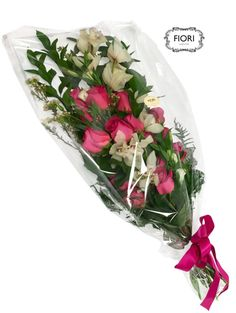 Together Forever - Valentines day Flowers. Free Oakville Delivery Soft, opulent, yet nostalgic, a combination of long stem roses, orchids and lush greens in a beautiful presentation bouquet. Choice of Pink, Red or White roses.