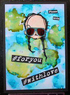 Arwen's kreative Welt: ~*with love*~