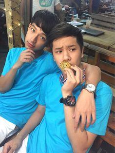 Pretty Boys, Cute Boys, Boy Pictures, A Whole New World, Thailand, It Cast, Actresses, Actors, Couples