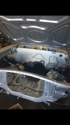 1965 Impala Convertible SS Frame Off Build