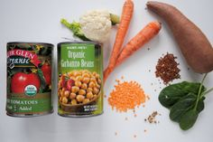 Green & Plenty: slow cooker garbanzo bean and vegetable curry
