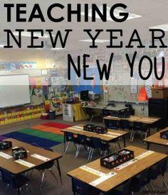 Teaching: New Year,