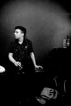 Matt Helders from Arctic Monkeys