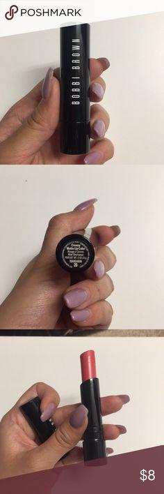 BOBBI BROWN Creamy Matte Lip Color- Mandarin 28 Bobbi Brown Makeup Lipstick