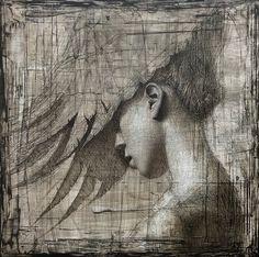 Mixed Media painting by Daniel Bilmes art Alex Colville, Illustrations, Illustration Art, Akira, Still Life Artists, Art Ancien, Artist Portfolio, Portfolio Site, Andrew Wyeth