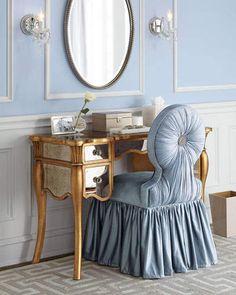 Haute House Vienna Mirrored Vanity