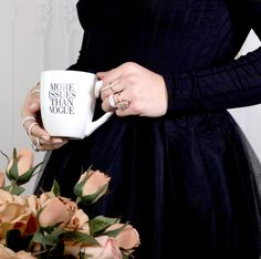 Shop our gorgeous rings and coffee mug // Composition Lane