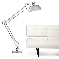 #zgallerie Look! It's the Pixar lamp!!! Love the height! Most floor lamps aren't this tall .$199