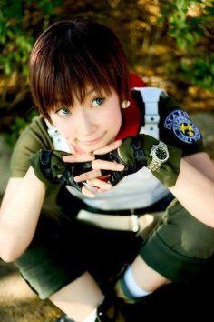 Resident Evil Rebecca