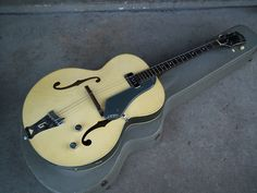 1957 Gretsch 6187 tenor archtop