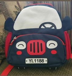 Cute Boys Jeep Backpack on Mercari Rucksack Backpack, Canvas Backpack, Laptop Backpack, Toddler Bag, Toddler Backpack, Jeepney, Notebook Bag, Animal Bag