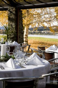 Our scenic wedding venue at Edgewater in Wanaka is suitable year round. http://www.edgewater.co.nz/resort/weddings/
