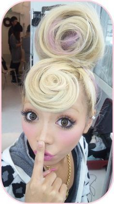 whoville hair | lollipop hair or whoville? Hmm... More