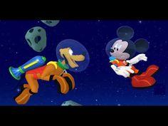 La Casa De Mickey Mouse Aventuras En El Espacio Juegos en Español Capitulos Completos