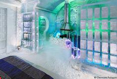 L'Hôtel de Glace a célébré le 9 Décembre 2014, son 15 ème anniversaire invitant le public à redécouvrir un concept unique en Amérique. Chaque année, des dizaines d'artisans redessinent et construisent cette imposante structure entièrement conçue de neige et de glace, devenue un incontournable dans l'offre touristique québécoise.