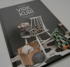 A blog post on the newly published Virkkuri II, a new stylish Finnish book on crochet by Molla Mills.