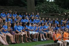 The French Academy at Swarthmore's Amphitheater