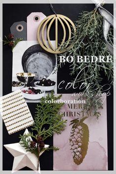 BO BEDRE color coordination workshop