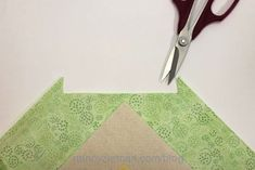 No binding on this quilt - miter the corners using a specific tool. How to make mitered corners by Nancy Zieman of Sewing With Nancy