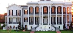 """Nottoway Plantation - """"The Largest Existing Southern Antebellum Mansion"""""""