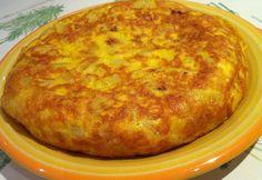 Tortilla de patatas   Recetas de Cocina