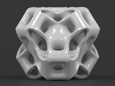 Cubic Gyroid #3d printing