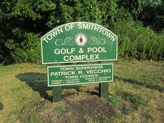 town of smithtown pool and golf complex signage by Edu-Tourist, via Flickr