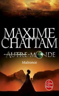 """Et les gagnants du concours """"Maxime Chattam"""" sont…"""