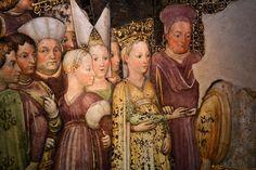 Cappella Zavattari, Chiese Monza