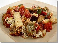 Tofu Rigatoni Casserole by SELF | tofu | Pinterest | Rigatoni, Tofu ...