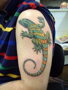 Gecko Time!!!