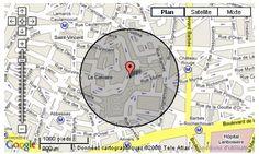 La géolocalisation des annonces immobilières http://www.destindepierre.fr