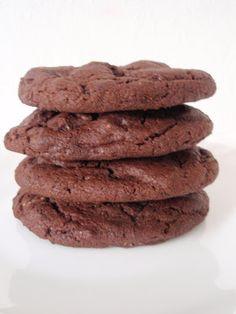 Marian pieni leipomo - Maria's little bakery: Tuplasuklaacookies