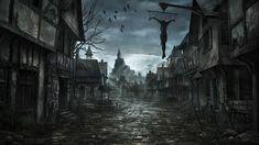 paintings dark fantasy art digital art artwork 1920x1080 wallpaper_www.wall321.com_75.jpg (600×337)