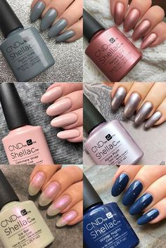CND Shellac glacial illusions, new AW2017