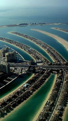 Palm Island, United Arab Emirates