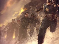 """bucky captain america winter soldier 2 concept art 