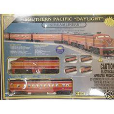 K-Line Southern Pacific train set