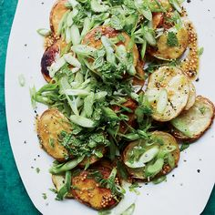 May 11: Grilled Potato Salad with Mustard Seeds | Food & Wine