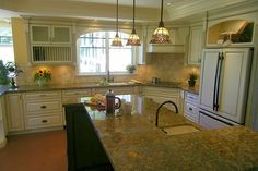Traditional - kitchen - Art Glass - Kichler - Pendant - Provencia Pendant - 65185