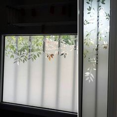 #vinilodecorativo #tuespacio #decohogar #buenasideas #signo #vinilo #opaco #divino #frosted #ventana #transparencias #efectos #esmerilado #cocina #living