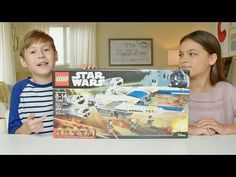 Star Wars - Star Scavenger - LEGO Build Zone - Season 4 Episode 1 - YouTube