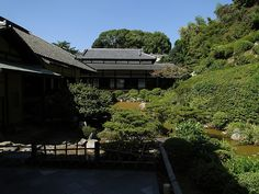 The garden, one of the most famous in Kyoto, was inspired by the area around Mt.Lushan in China and offers a distinct beauty according to the season. The main garden with the large pond was inspired by the area around Mt. Lushan in China, or so the pamphlet says. Around the pond are numerous satsuki bushes (a type of Japanese rhododendron) that bloom in late May/early June. This is probably the best time to see this garden. As with many zen gardens, rocks play an important part and many have…