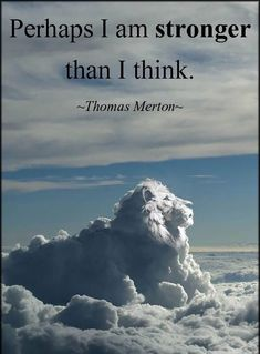 Motivational, strong, think, encouraging, inspirational - Thomas Merton. Lion Quotes, Me Quotes, Motivational Quotes, Inspirational Quotes, Qoutes, Random Quotes, Daily Quotes, Positive Quotes, Thomas Merton Quotes