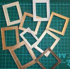how to: picture frames