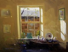 Colley Whisson. Lovely interior light and texture.