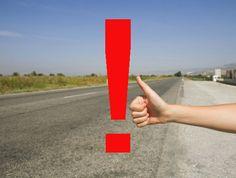 Золотое правило водителя -дальнобойщика- не брать в дорогу и не подсаживать на трассе незнакомых людей. Ищите попутчиков на POPUTTI.COM