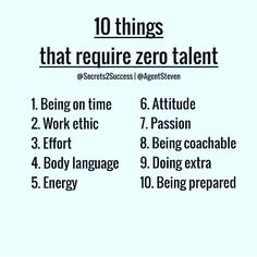 10 things to remember that require no talent! #inspirephotoretreats