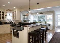 my g-shaped kitchen | baywick circle | pinterest | kitchens, diner